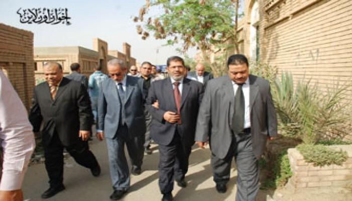 الإخوان يشيعون المجاهد أحمد أبو شادي