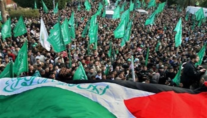"""استطلاع أمريكي يرصد ارتفاع شعبية """"حماس"""""""