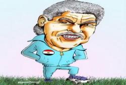 المضحكخانة ترشح حسن شحاتة.. وزيرًا للتعليم!!