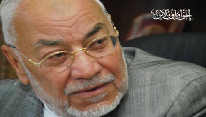 الأستاذ عاكف يشارك في احتفالية إحسان عبد القدوس