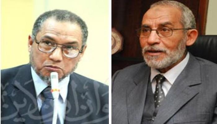 المرشد العام يدعو بالشفاء للنائب المحمدي عبد المقصود