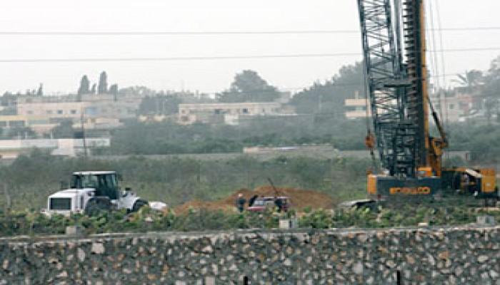 علماء المسلمين: الجدار الفولاذي حرام شرعًا
