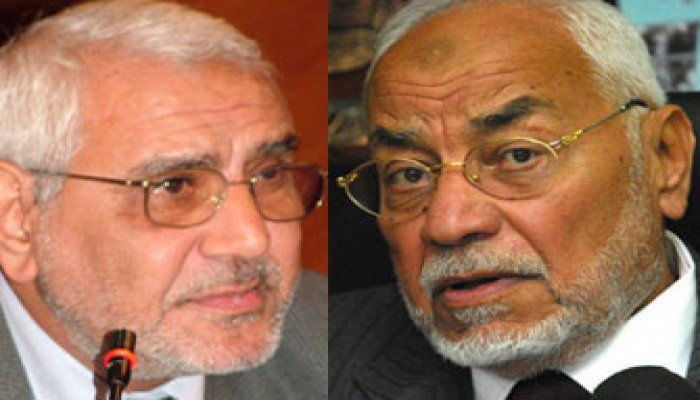 توضيح من المرشد حول د. عبد المنعم أبو الفتوح