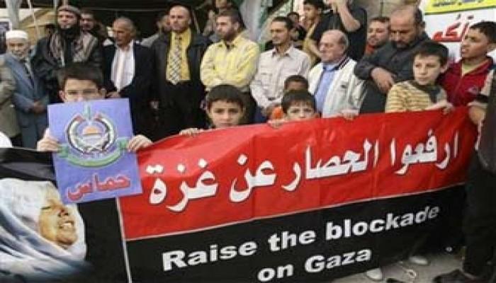 حصار غزة.. مقومات شعب آمن بربه