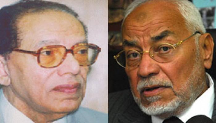 المرشد العام ينعى الدكتور مصطفى محمود