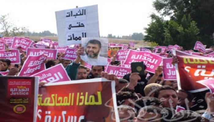 """""""النقض العسكرية"""" تؤجل طعن الشاطر وإخوانه إلى 3 نوفمبر"""