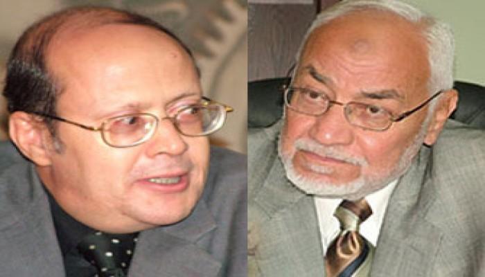 عبد الحليم قنديل: أنا شاهد على كذب شائعة استقالة المرشد