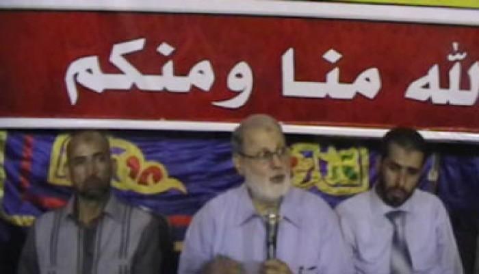 د. حبيب يشارك إخوان القوصية إفطارهم السنوي