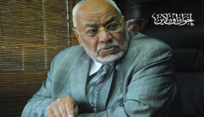 المرشد العام يحتسب عند الله لواء بحري أحمد رمزي