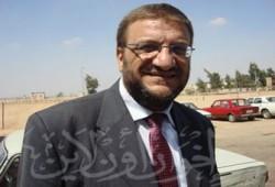 ناصر الحافي مرشح الإخوان في القناطر