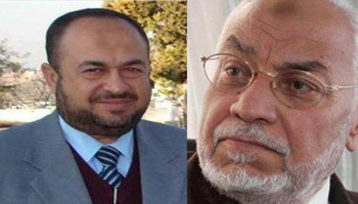 المرشد العام يعزي عبد الرحمن زيدان في وفاة ابنه