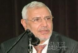 """""""المصرية لحقوق الإنسان"""" تطالب بالإفراج عن د. أبو الفتوح"""