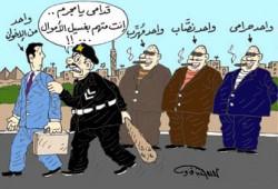 اعتقال أبو الفتوح ومكافأة سليمان.. تدليل المفسدين
