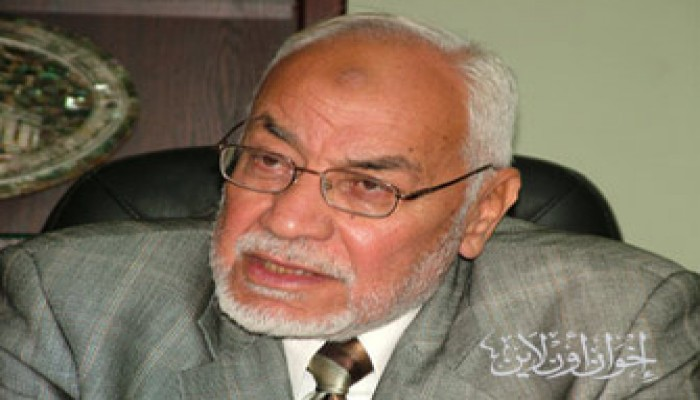 المرشد العام: الشورى تحكم اختيارات الإخوان