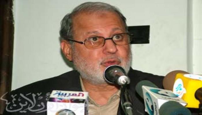 د. حبيب: اعتقالات اليوم مرتبطة بزيارة جمال مبارك لأمريكا
