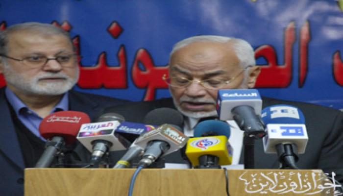 ترحيب واسع بنداء المرشد العام من أجل غزة