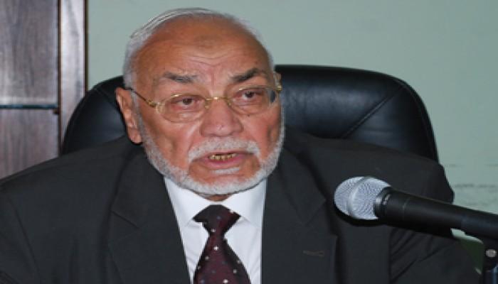 المرشد العام ينعى للأمة الإسلامية الشيخ صادق الكاروري