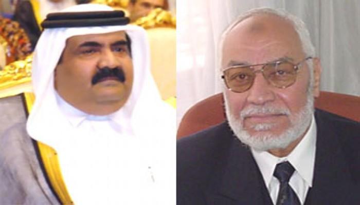 المرشد العام يثني على دعوة قطر إلى وقف التطبيع