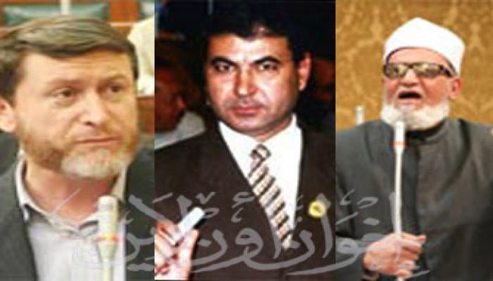 نواب الشرقية يطالبون بالإفراج عن معتقلي الإخوان