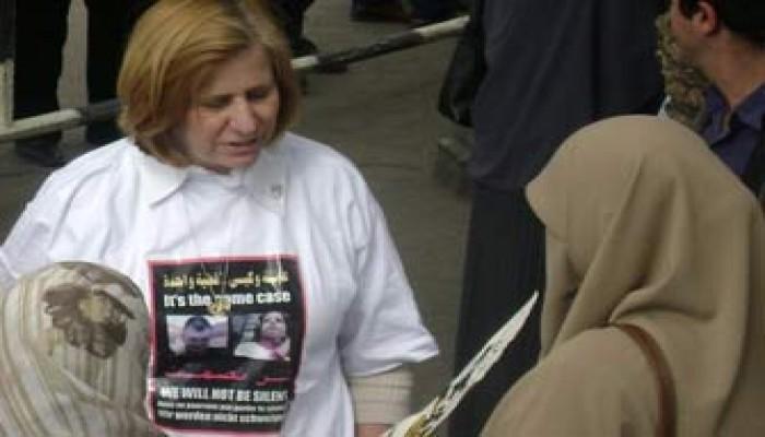 سيندي شيهان: محاكمات الإخوان ضد الإنسانية