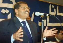 د. مرسي يطالب الشعوب العربية بتقديم العون الإغاثي الفوري لقطاع غزة