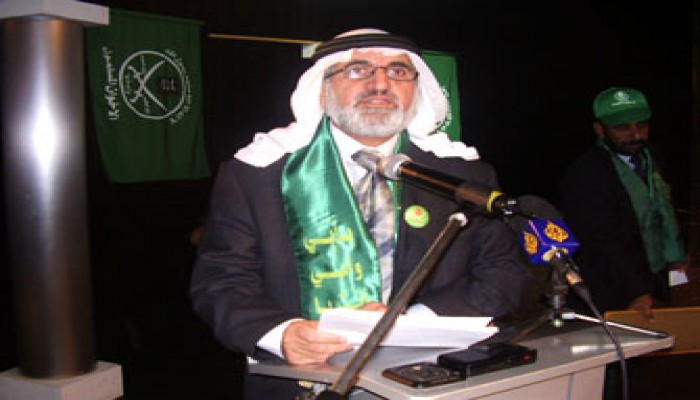 الفلاحات يهنئ سلطاني بنتائج الانتخابات البلدية الجزائرية