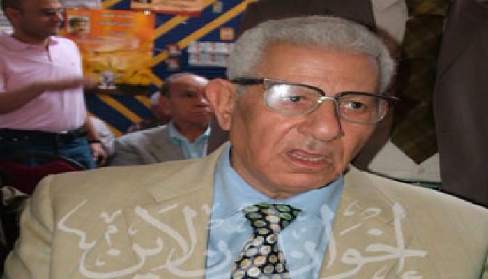 المرشد العام يهنئ مكرم ومجلس نقابة الصحفيين الجديد