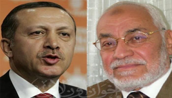 المرشد العام يهنئ أردوغان بالفوز الكبير في الانتخابات التركية
