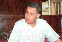 عبد القادر ياسين يفتح ملفات الأزمة الفلسطينية