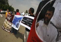 مهازل جديدة في الجلسة الثالثة للمحكمة العسكرية للإخوان