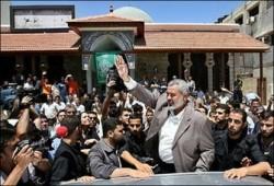 حماس تحذر من المساس بهنية وعباس يواصل التصعيد السياسي