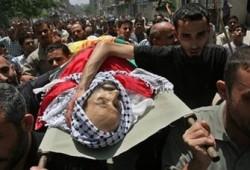 8 شهداء في غزة ومشعل يطالب برفع الحصار بعد إطلاق جونستون