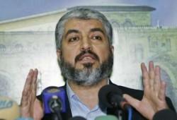 مشعل يجدد الدعوة للحوار وعباس يطالب بنشر قوات دولية في غزة!!
