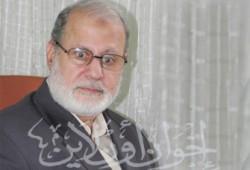 د. حبيب يدعو إلى دعم الحوار بين الفصائل الفلسطينية