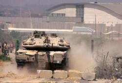 الصهاينة يتوغلون في غزة ويشددون الحصار على القطاع