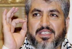 مشعل يرفض نشر قوات دولية وانقلابيو فتح يثيرون التوتر بالضفة