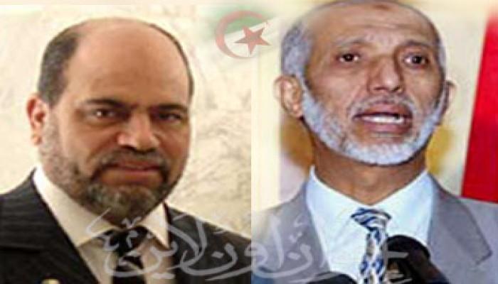 حكومة جديدة بالجزائر وبلخادم رئيسًا لها وسلطاني وزيرًا