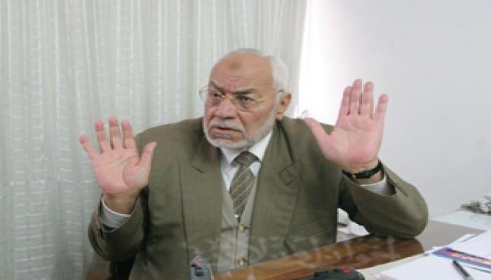 المرشد العام: الإخوان يدفعون ضريبة مطالبهم الدائمة بالإصلاح