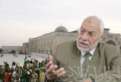 المرشد العام للإخوان المسلمين: فلسطين أرض إسلامية