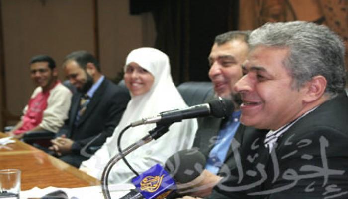 حمدين صباحي: من حق خيرت الشاطر أن يفتخر بعائلته