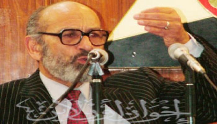 د. الغزالي: التعديلات الدستورية استمرار لاستيلاء النظام على السلطة قسرًا