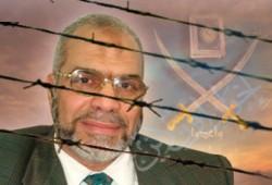 بيان للإخوان المسلمين حول اعتقال د. محمود غزلان وسبعة عشر آخرين