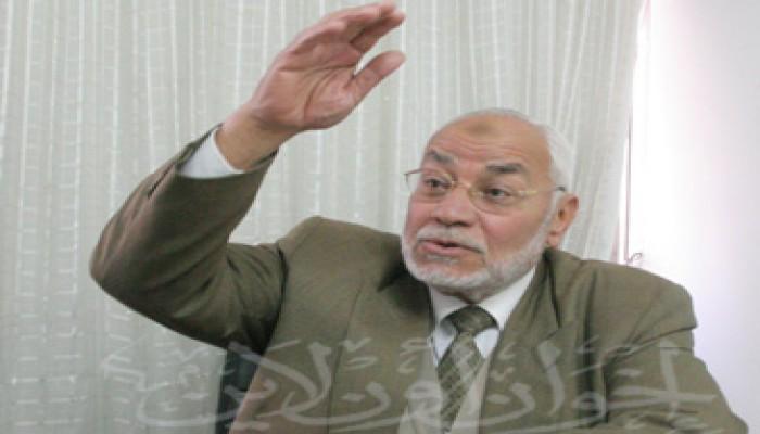 المرشد العام: الإعلان عن برنامج حزب الإخوان الشهر الجاري