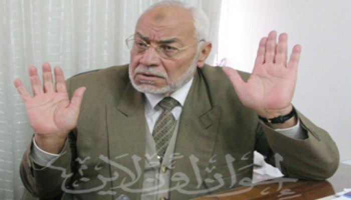 المرشد العام: إعادة اعتقال الشاطر وإخوانه إهانة للقانون