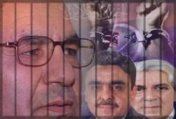 حبس الدكتور محمد علي بشر وخمسة آخرين 15 يومًا