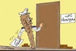 زوجة الدكتور صلاح الدسوقي: زوجي لم يفعل شيئًا يستحق المراجعة