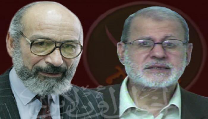 د. حبيب والغزالي يناقشان الأحداث الجارية بنقابة المحامين