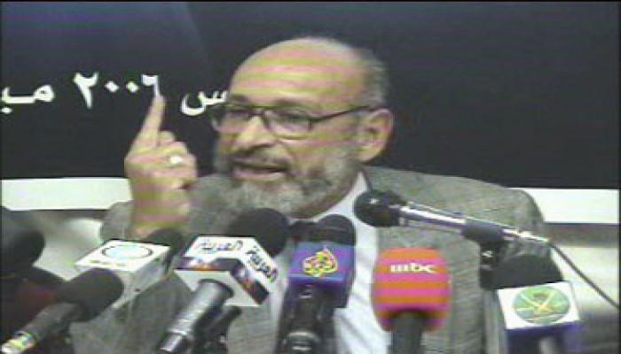 منع د. الغزالي من السفر لمؤتمر في بيروت للاحتفال بالمقاومة اللبنانية