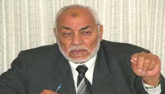 المرشد العام: التسلط الأمني يحكم مصر ومنعي من السفر أكبر دليل