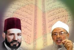 أكرم كساب يكتب: بين الإمام البنا والشيخ القرضاوي